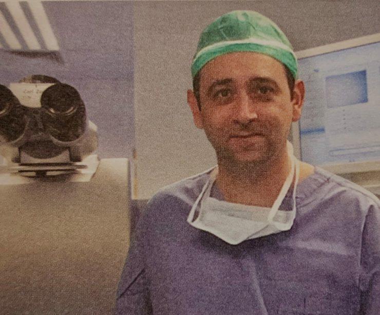 Dr Antonis Ioannides